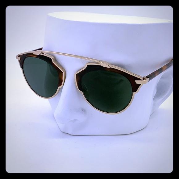 3cafd6adc8 Christian Dior SoReal 06JQT Tortoise Sunglasses